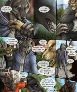Unconditional 014 and Gay furries comics