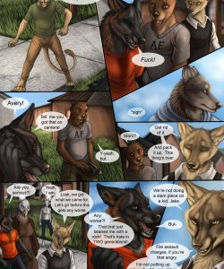 Unconditional 015 and Gay furries comics