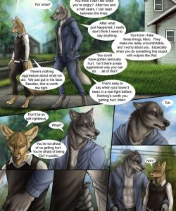 Unconditional 017 and Gay furries comics