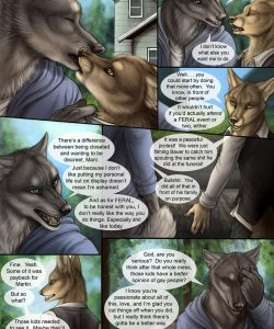 Unconditional 018 and Gay furries comics