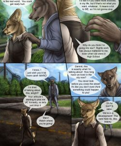 Unconditional 019 and Gay furries comics