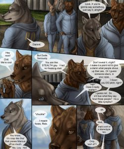Unconditional 029 and Gay furries comics