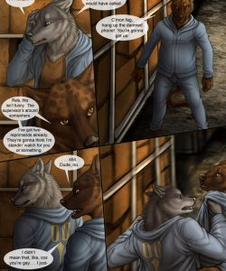 Unconditional 031 and Gay furries comics