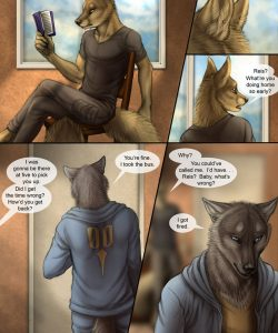 Unconditional 032 and Gay furries comics