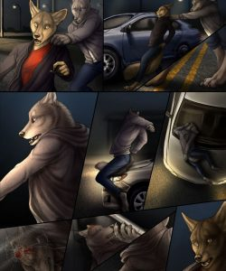 Unconditional 043 and Gay furries comics