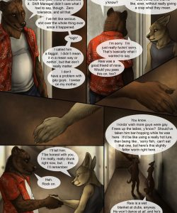 Unconditional 055 and Gay furries comics