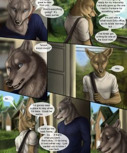 Unconditional 057 and Gay furries comics
