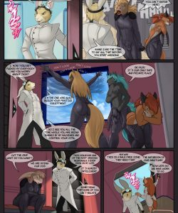 Unprotected 1 018 and Gay furries comics