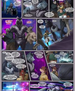 Unprotected 3 017 and Gay furries comics