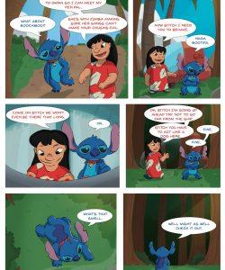 Veemon's Happy Day 008 and Gay furries comics