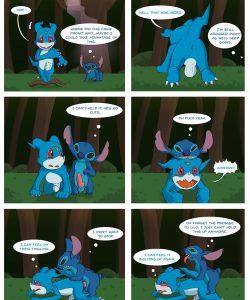 Veemon's Happy Day 015 and Gay furries comics