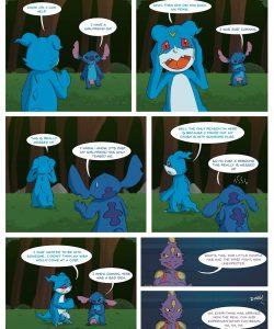 Veemon's Happy Day 017 and Gay furries comics