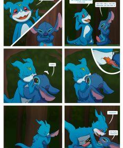 Veemon's Happy Day 021 and Gay furries comics