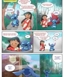 Veemon's Happy Day 1 009 and Gay furries comics