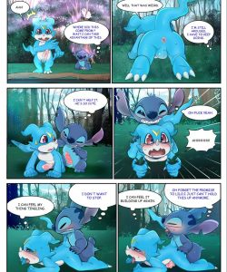 Veemon's Happy Day 1 016 and Gay furries comics