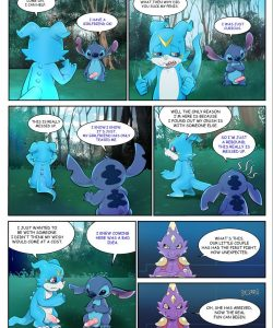 Veemon's Happy Day 1 018 and Gay furries comics