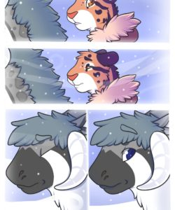 Warmth In Winter 002 and Gay furries comics