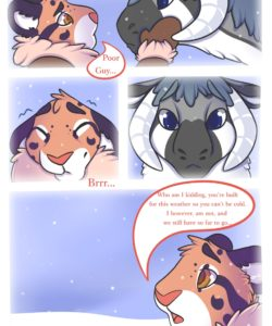 Warmth In Winter 005 and Gay furries comics