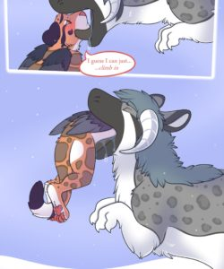Warmth In Winter 016 and Gay furries comics