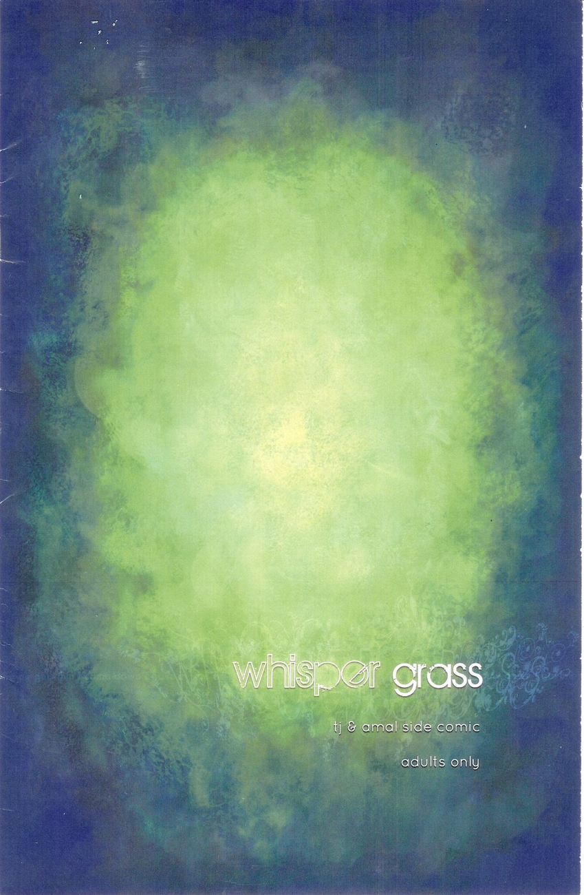 Whisper Grass gay furry comic