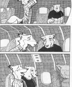 Woof 021 and Gay furries comics