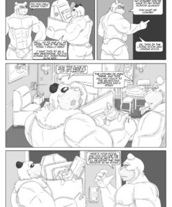 World Is Made By Bears 1 - The New Toy 007 and Gay furries comics