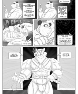 World Is Made By Bears 1 - The New Toy 011 and Gay furries comics