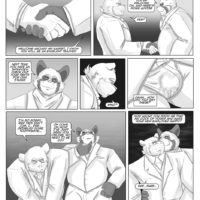 World Is Made By Bears 1 – The New Toy gay furry comic