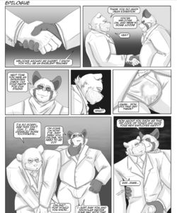 World Is Made By Bears 1 - The New Toy 033 and Gay furries comics