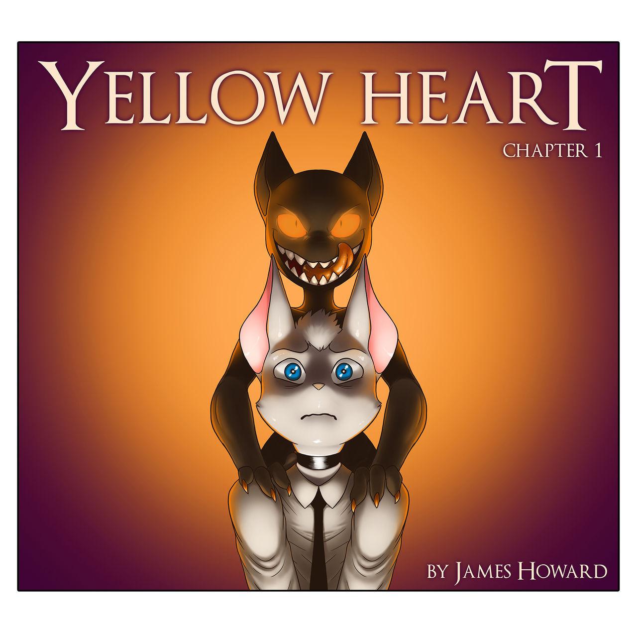 Porn Comics - Yellow Heart