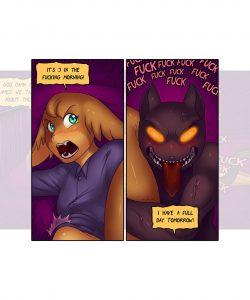 Yellow Heart 1 006 and Gay furries comics