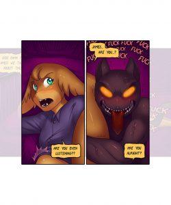 Yellow Heart 1 007 and Gay furries comics