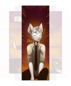 Yellow Heart 1 078 and Gay furries comics