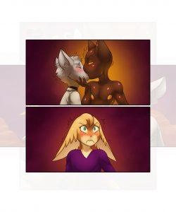 Yellow Heart 1 087 and Gay furries comics
