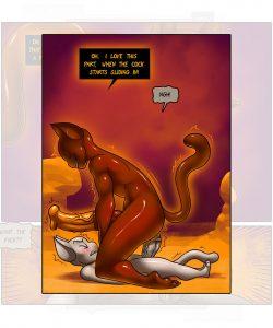 Yellow Heart 1 191 and Gay furries comics