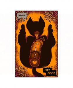 Yellow Heart 1 261 and Gay furries comics
