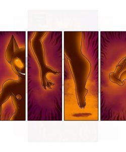 Yellow Heart 1 278 and Gay furries comics