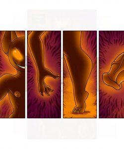 Yellow Heart 1 279 and Gay furries comics