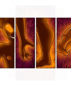 Yellow Heart 1 280 and Gay furries comics