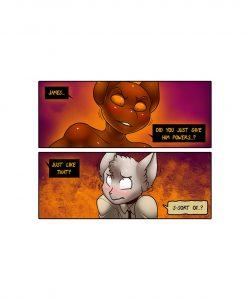 Yellow Heart 1 306 and Gay furries comics