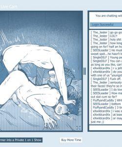 Yosuke Webcam 012 and Gay furries comics