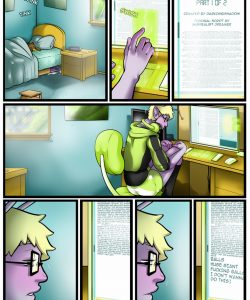 Zeggy's Side 002 and Gay furries comics