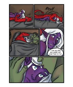 A Mutually Beneficial Arrangement 021 and Gay furries comics