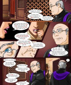 Alexis – My Confession gay furry comic