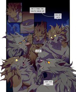 Alpha-9 1 008 and Gay furries comics