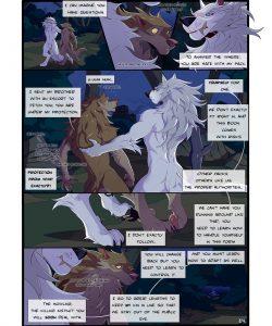 Alpha-9 1 015 and Gay furries comics