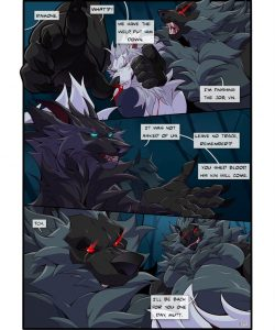 Alpha-9 1 031 and Gay furries comics