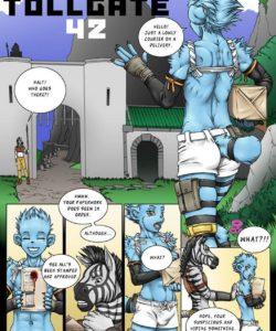 Antics At Tollgate 42 001 and Gay furries comics