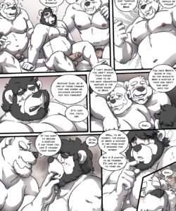 Blood Bonds 1 006 and Gay furries comics
