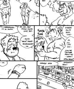 Bouncer XL 006 and Gay furries comics